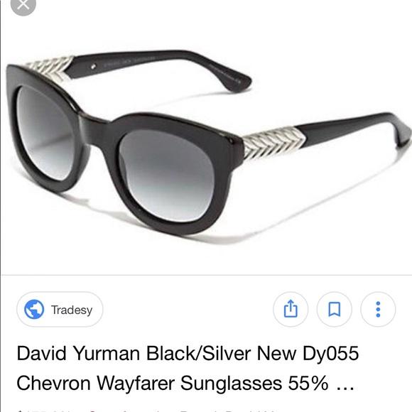 d8bb4f2c77 David yurman accessories david yurman wayfarer sunglasses jpg 580x580 David  yurman ladies prescription glasses